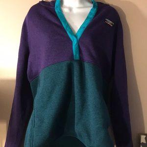 LL Bean hoodie. Size medium.